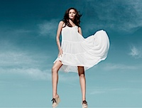 Kampagnenfoto H&M Conscious Collection